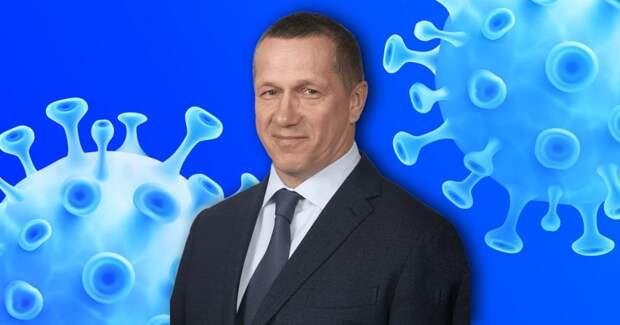 ⚡️У вице-премьера Трутнева коронавирус