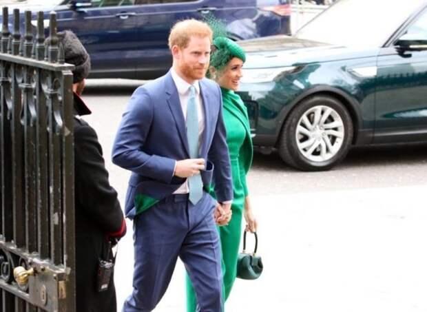 СМИ сообщили, что Меган Маркл поругалась с принцем Гарри и замышляет побег в Мексику