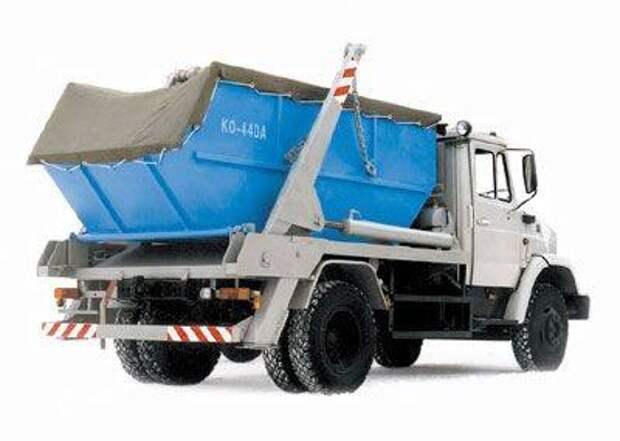 Об утилизации крупногабаритного мусора