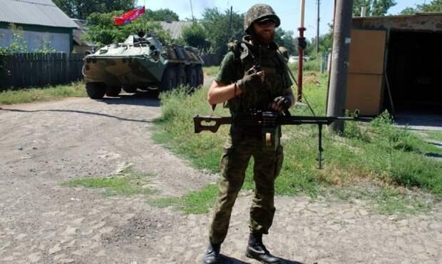 ДНР: ополченцы полностью взяли под контроль украинский Иловайск