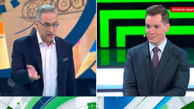 Норкин и Трушкин в программе «Место встречи» на НТВ стали более интересные в 2020 году