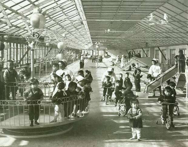 Детский сад (Большой детский сад при предприятии)