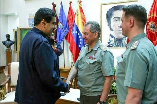 Стало известно о возвращении из Венесуэлы части российских военных советников