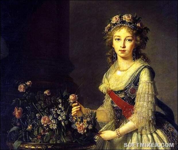 Малоизвестные факты из жизни жены Александра I