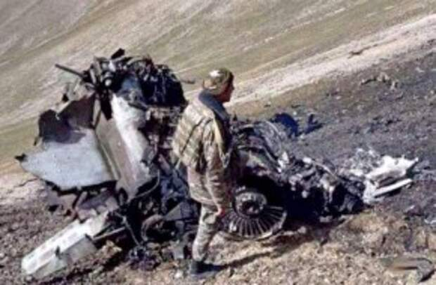 Кто погубил армянский Су-25