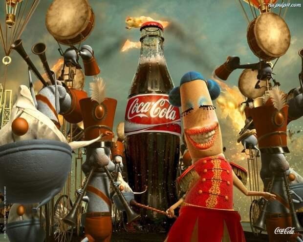 12 способов использования Кока-колы не по назначению