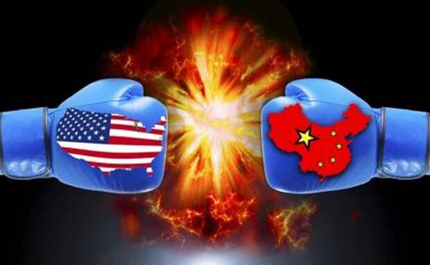 Америка уже не может тягаться с Китаем и впадает в ярость от бессилия