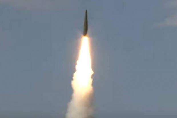 Российская ракета 9М723 улетела по «необычной» траектории