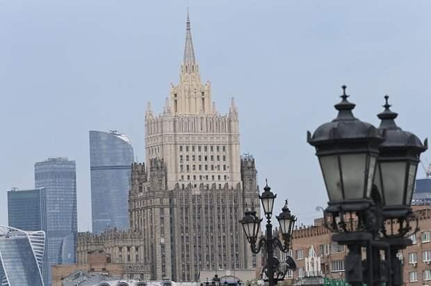 Россия объявила персонами нон грата двух сотрудников посольства Болгарии в Москве