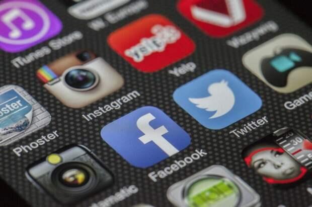 Twitter, Telegram и Facebook грозят штрафы до 72 млн рублей из-за запрещённого контента