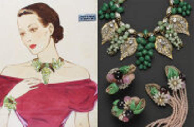 Fashion: Как дочь эмигрантов из России заставила американок влюбиться в бижутерию: Мириам Хаскелл