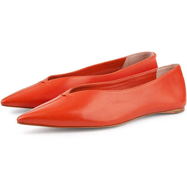 Балетки вернулись: как носить любимую обувь Брижит Бардо и Одри Хепберн летом 2021 года