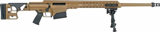 Американских военных вооружают новой снайперской винтовкой MRAD Mk22