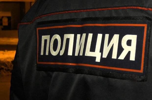 Полицейские устроили драку в Москве