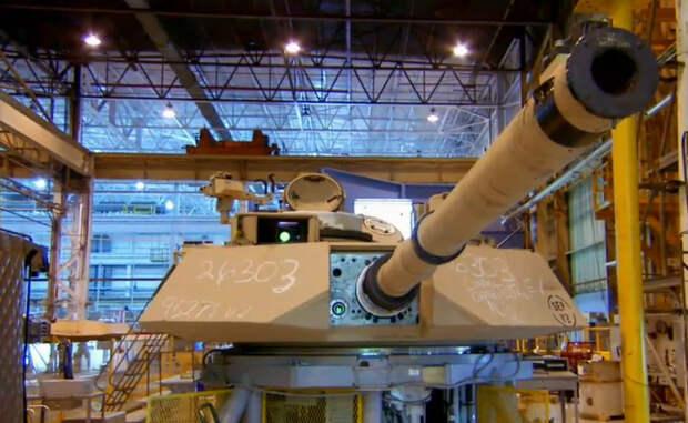 Почему танк Абрамс почти невозможно подбить
