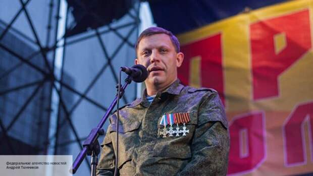 «Два года назад Донбасс осиротел»: люди скорбят о Герое ДНР Александре Захарченко