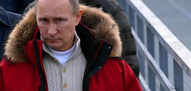 Путин угрожает правам сексуальных меньшинств в Арктике