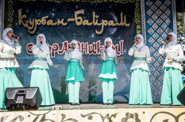 Власти трех регионов объявили выходные по случаю Курбан-байрама
