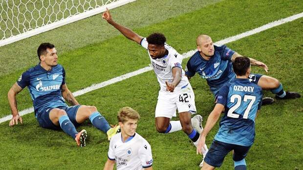 «Зенит» проиграл на старте Лиги чемпионов впервые с 2013 года. В том сезоне команда вышла в плей-офф