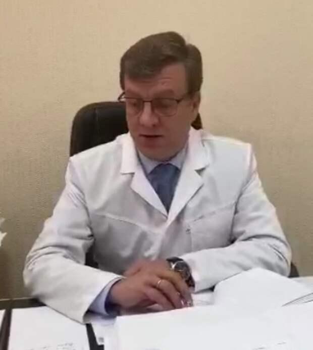 Главврач Мураховский наконец раскрыл врачебную тайну и назвал омскую версию комы Навального