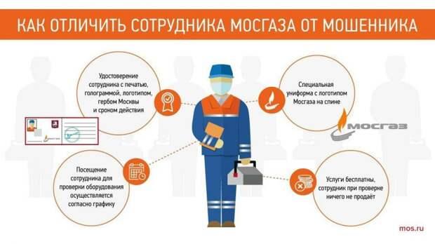 В Войковском возобновились проверки газового оборудования