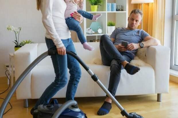 Дочь считает, что ее муж имеет право указывать ей на недостатки в ведении хозяйства