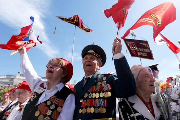 Россияне назвали День Победы самым важным праздником в году