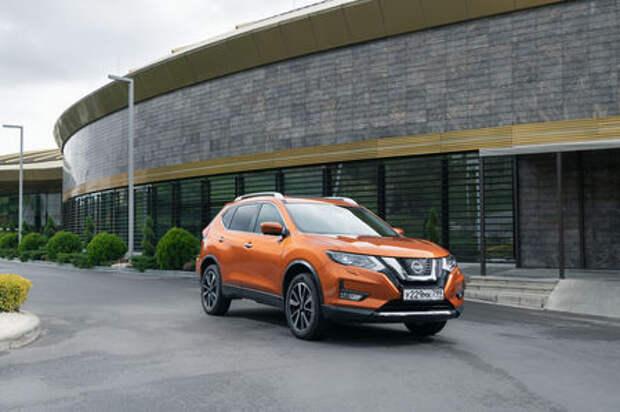 Обновленный Nissan X-Trail: цены и комплектации