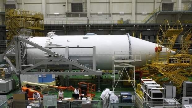 Остатки топлива из российского модуля «Наука» удалили в космосе