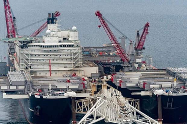 """Новый запрос Дании может оттянуть запуск """"Северного потока-2"""" на 3-4 месяца"""