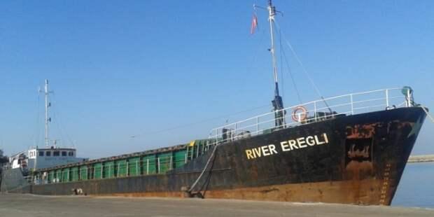 Российские военные спасли украинских моряков у берегов Крыма