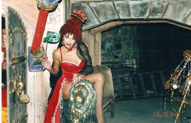 Самые яркие образы Эвелина Блёданс в Масках Шоу.
