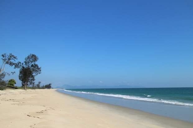 Пляж Набуле