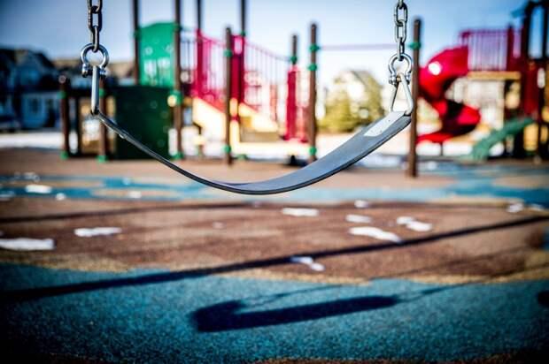 Детская площадка. Фото: pixabay