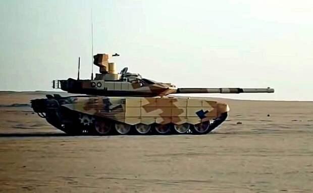 Израильским генералам не понравилась перспектива появления в Египте 500 танков Т-90МС