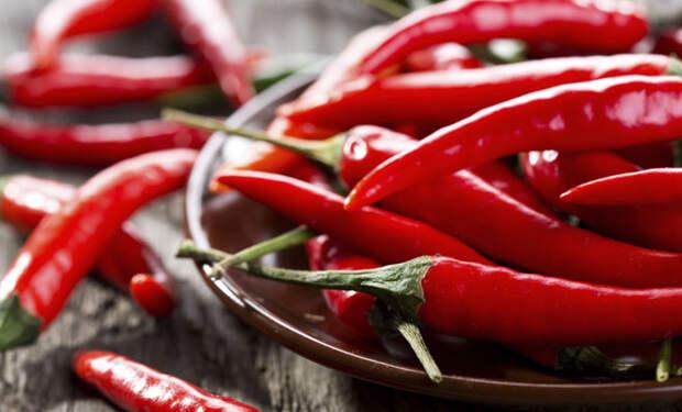 Красный перец: еда долгожителей