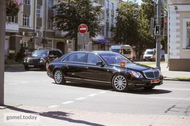 Автомобили президентов стран мира. На чем ездят правители?