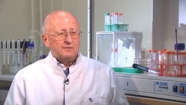 Эпидемиолог Гинцбург поддержал рекомендации Роспотребнадзора и призвал к вакцинации