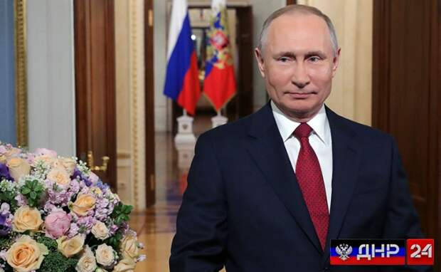 Путин поздравил лидеров стран СНГ и народы Грузии и Украины с Днем Победы