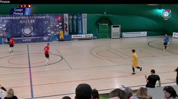 Смарт Фитнес - Резерв Ростагроэкспорт | Суперлига
