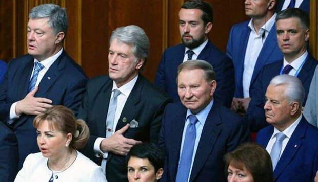 «Украина никогда не кормила Россию»: Кучма признал обман украинцев