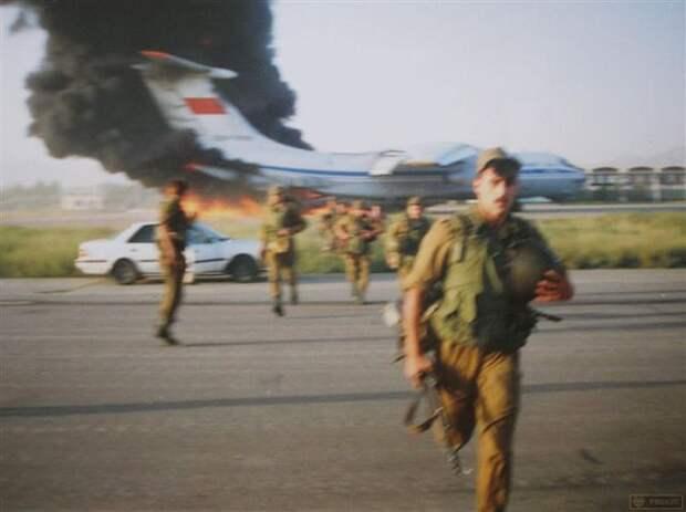 Подвиг десантников: Как в 1992 году спасли российское посольство в Афганистане