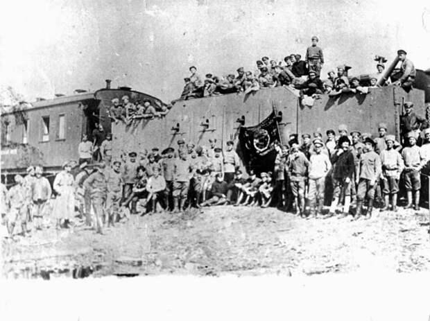 Поражение колчаковцев в Челябинском сражении