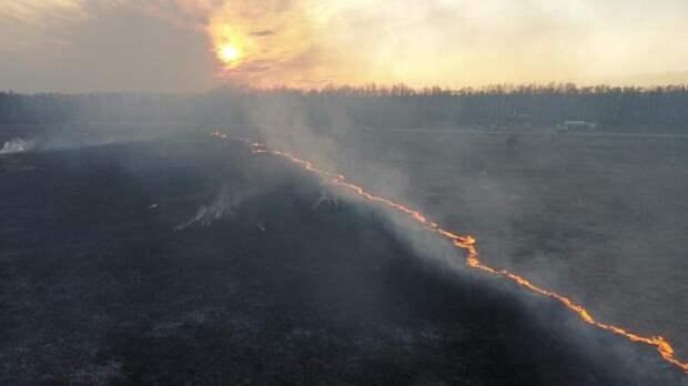 Чрезвычайная пожароопасность лесов и торфяников сохранится в Нижегородской области