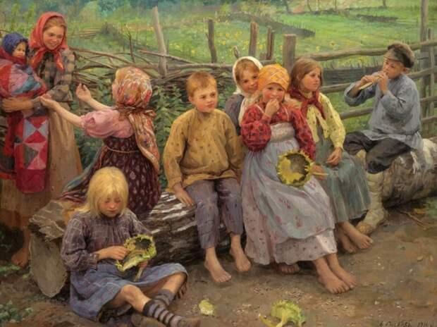художник Федот Сычков картины – 15