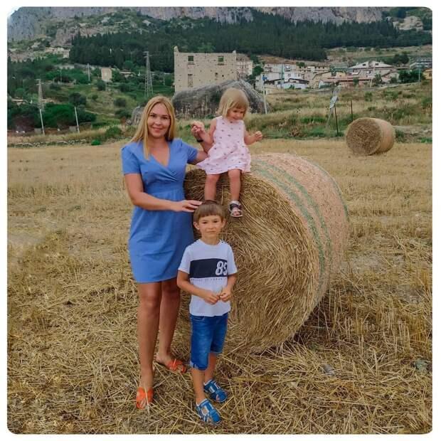 Как сейчас живет Наталия, которая мечтала о безбедной жизни в Италии, а попала в колхоз