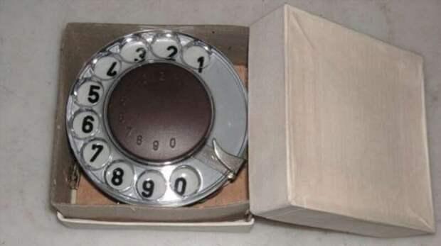 Сотовый телефон с дисковым набором — почему бы и нет? (11 фото)