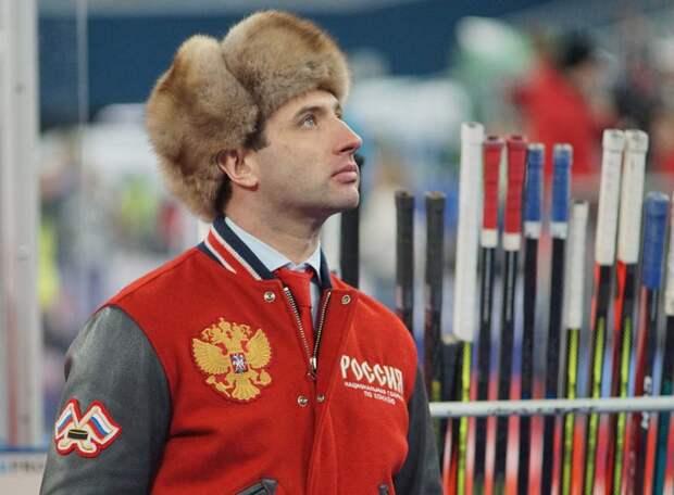 Роман РОТЕНБЕРГ: Наша цель выиграть 10 золото Олимпиады. СКА - флагман российского хоккея, делаем все, чтобы перед Пекином вернуть в Питер Гусева