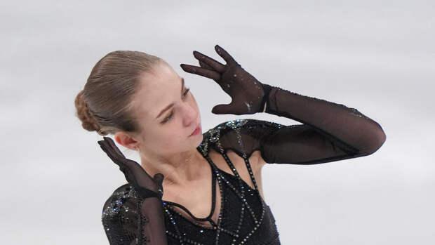 Фигуристка Леонова оценила шансы Трусовой попасть на Олимпиаду
