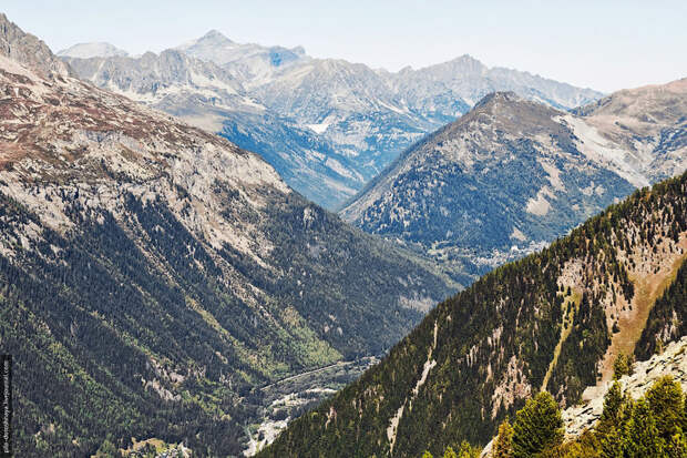 Времена года на высоте 2317 метров